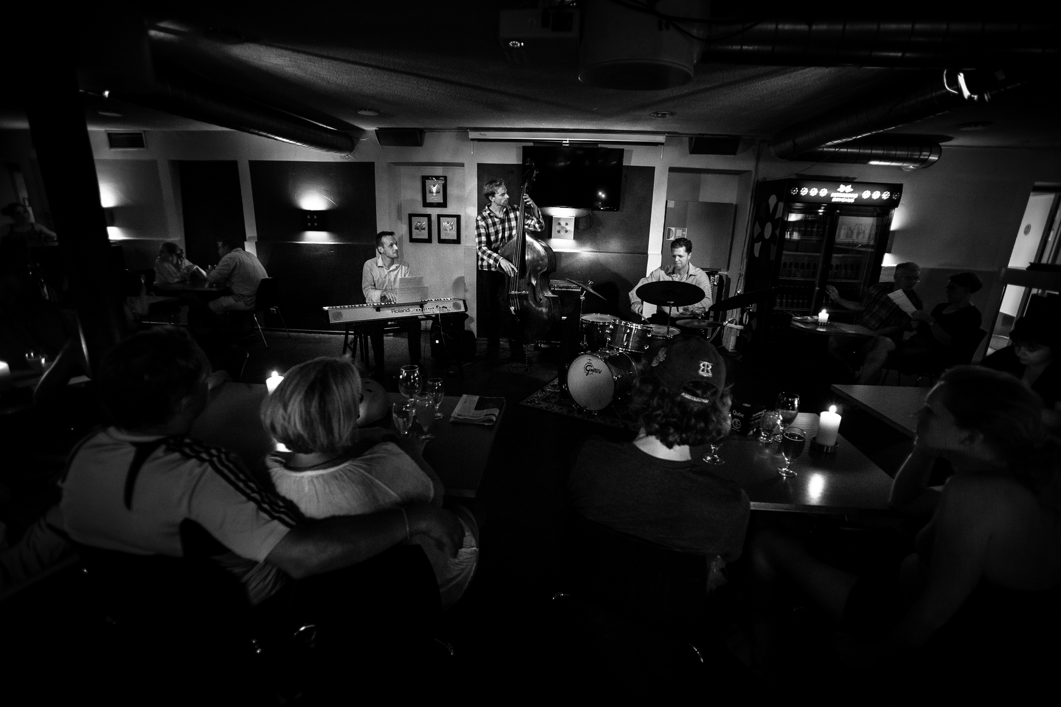The Blue Hour spiller ved Københavns jazzfestival